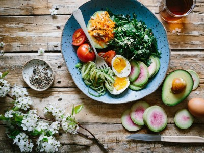 Using Nutrition to Help You When You're HIV Positive