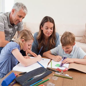 How ADHD affects the family (FAMILY)